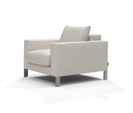 Plaza armchair di Linteloo | Poltrone lounge