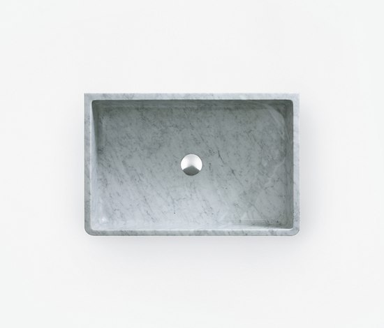 Carrara - CER730 by Agape | Vanity units