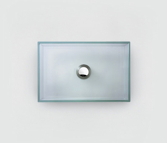Minuetto - LAV001 de Agape | Lavabos mueble