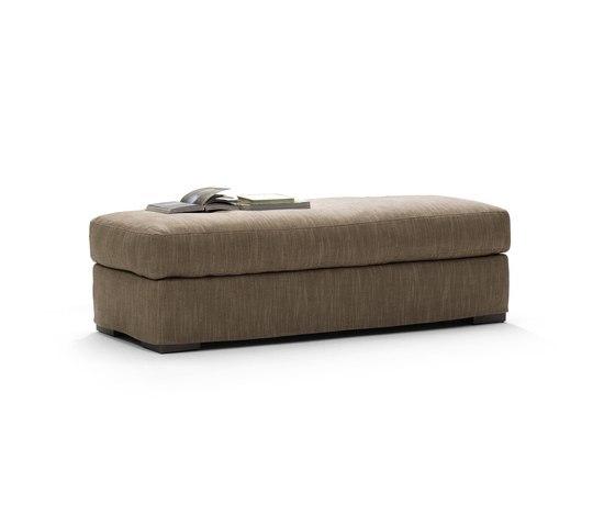 Sergio footstool/pouf* by Linteloo | Poufs