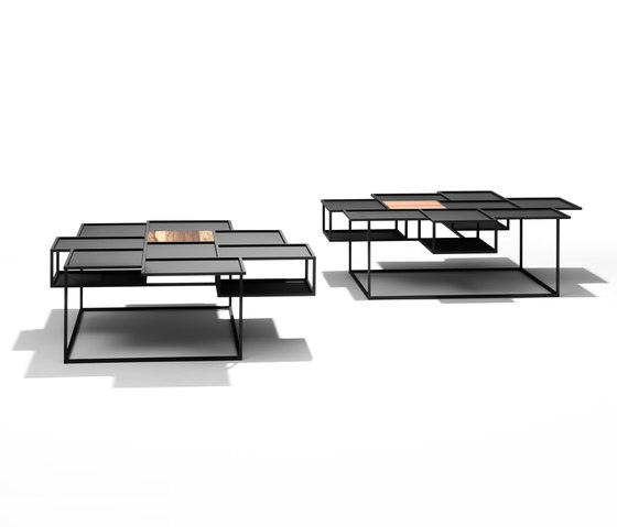 Vanity coffee table by Linteloo | Lounge tables