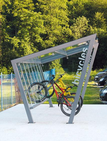 edge Abri-vélo de mmcité | Abri-vélos