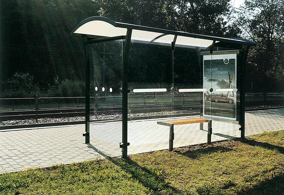 nimbus Parada de autobus de mmcité | Paradas de autobus / marquesinas