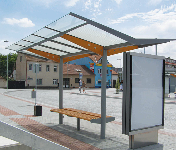 regio Bus stop shelter by mmcité | Bus stop shelters