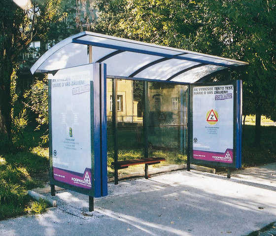 skandum Bushaltestelle von mmcité | Haltestellen