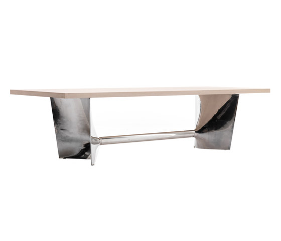 Fratino rectangular table by Baleri Italia by Hub Design | Dining tables