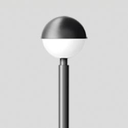 Pole-top luminaire 8545 de BEGA | Iluminación de caminos