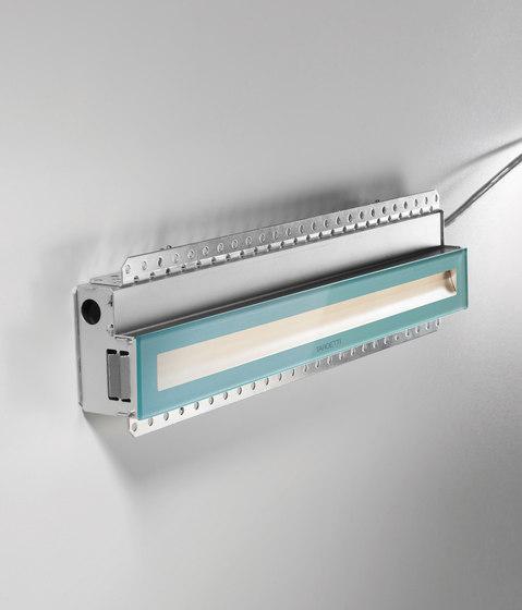 Filo di Targetti LED Recessed Wall Prodotto