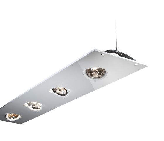 Sherazade Lighting system by Targetti | General lighting