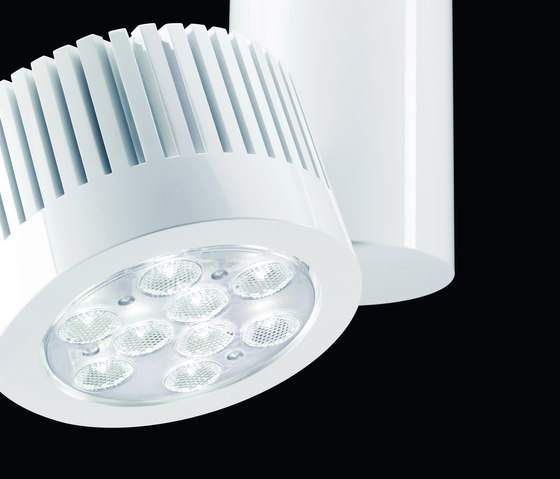 Echos LED Spotlight Ceiling Light by Targetti | Ceiling-mounted spotlights