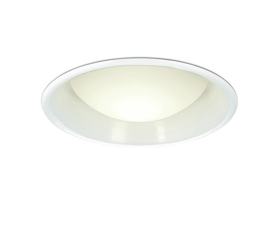 Oasi Recessed downlight by Targetti | General lighting