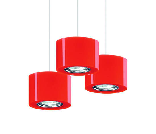 Polifemino Suspension by Targetti   General lighting