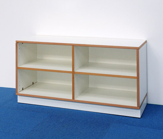 Shelf Unit H 54 DBF 602.W di De Breuyn | Children's area