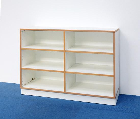 Shelf Unit H 76 DBF 604.W de De Breuyn | Zona para niños