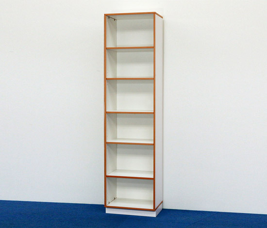Shelf Unit H 211 DBF 606.W by De Breuyn | Children's area