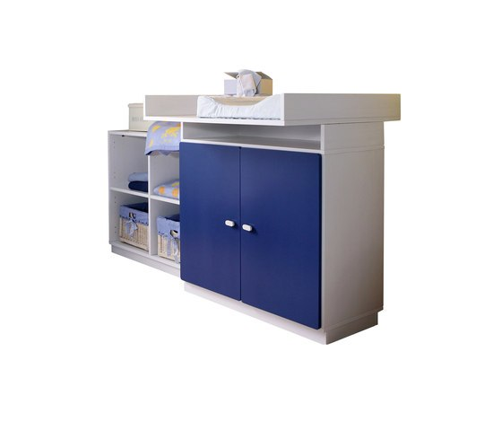 Changing Table DBD 247. di De Breuyn | Children's area