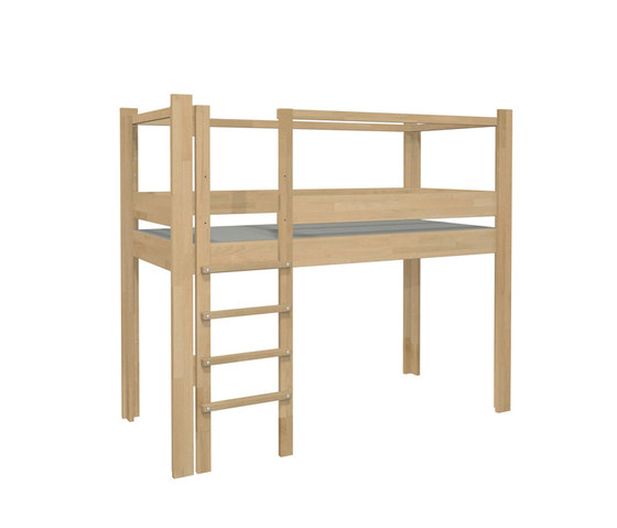 Play Bed Medium DBB-100B by De Breuyn | Children's beds