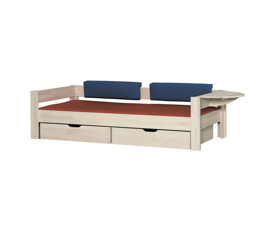Youth bed DBD 101. by De Breuyn | Children's beds