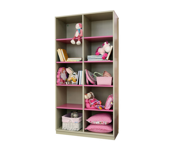 Shelf DBB-255 by De Breuyn | Children's area