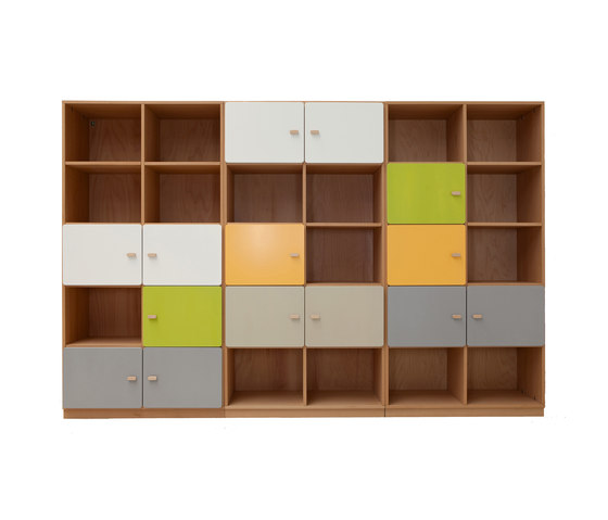 Cabinet Combination DBB-271 by De Breuyn | Children's area