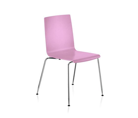 meet chair mt-222 de Sedus Stoll | Chaises polyvalentes