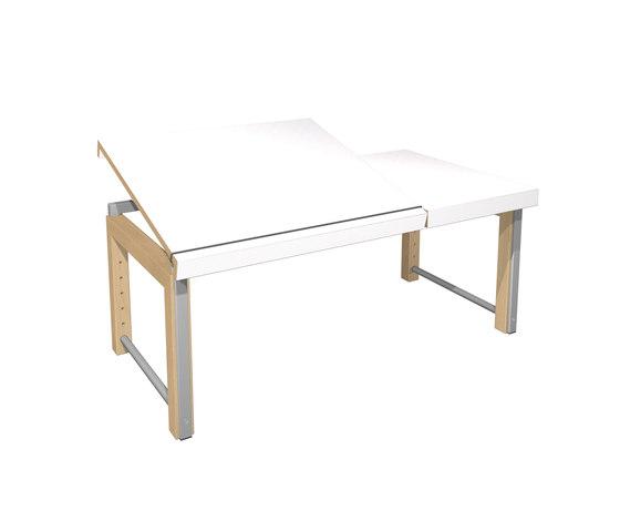 Schreibtisch Ziggy   DBD-860C-01-01 von De Breuyn | Kinderbereich