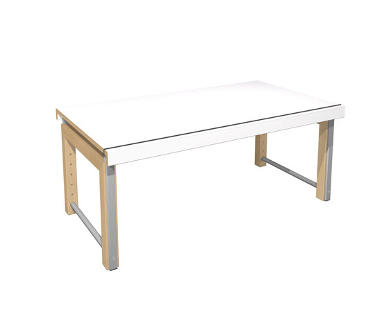 Ziggy desk   DBD-850C-01-01 di De Breuyn | Children's area