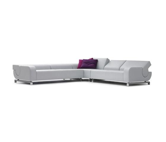 B-Flat Corner sofa by Leolux | Sofas