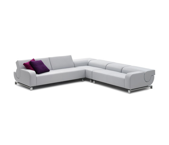 Berlin 3 Seater Sofa Dark Grey Achica - Seats And Sofa Berlin ...
