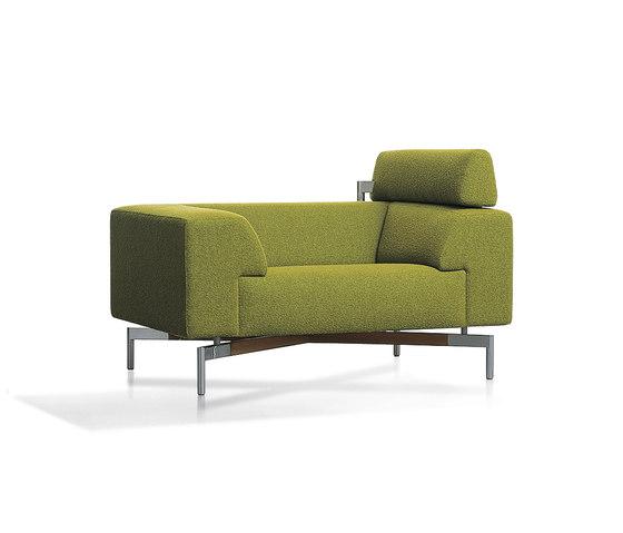 Howlo Armchair by Leolux | Armchairs