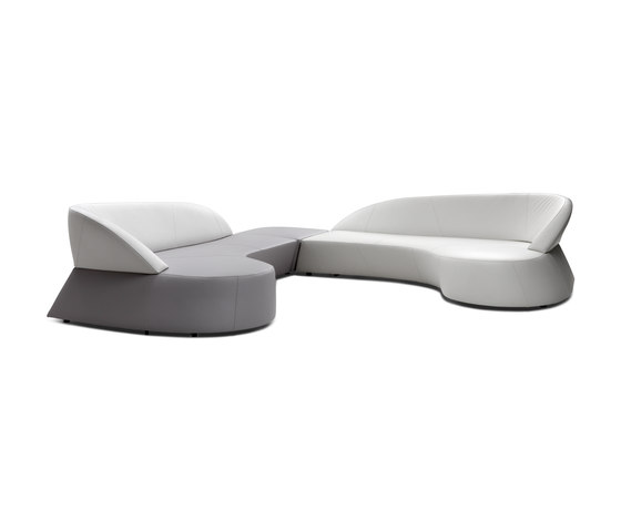 Morena Corner sofa by Leolux | Modular seating systems