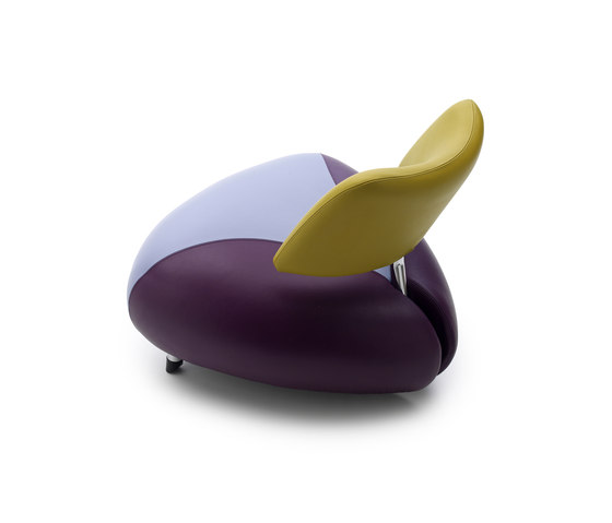 Pallone Armchair by Leolux | Armchairs
