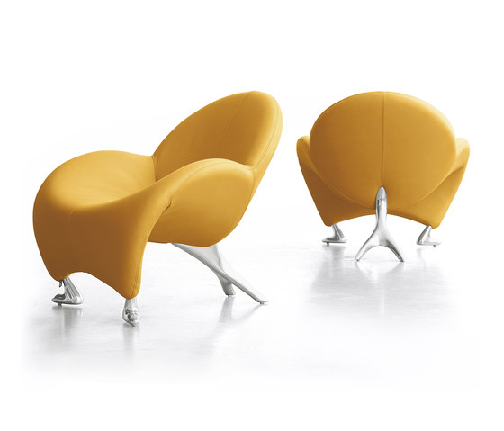 Papageno Armchair by Leolux | Armchairs