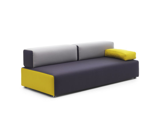 Ponton Sofa by Leolux | Modular seating elements