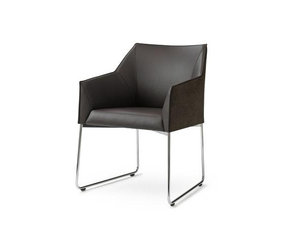 Pyrite Stuhl von Leolux | Besucherstühle