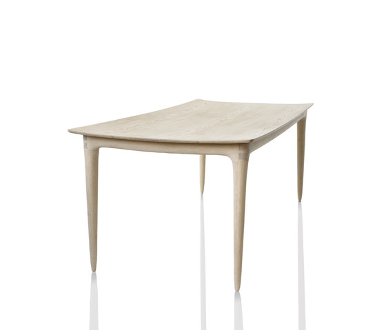 Curved Table by ASK-EMIL | Dining tables