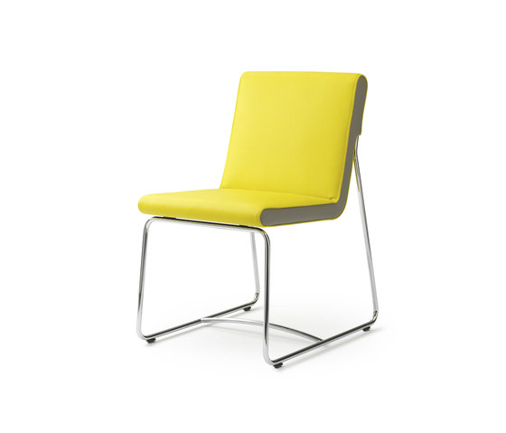 Spring Dancer Chair by Leolux | Visitors chairs / Side chairs