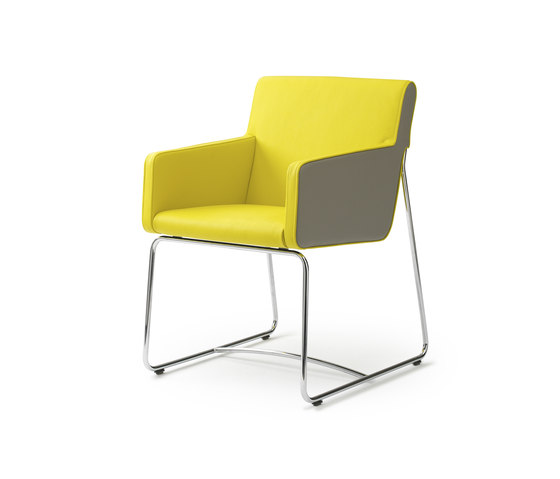 Spring Butterfly Chair by Leolux | Visitors chairs / Side chairs
