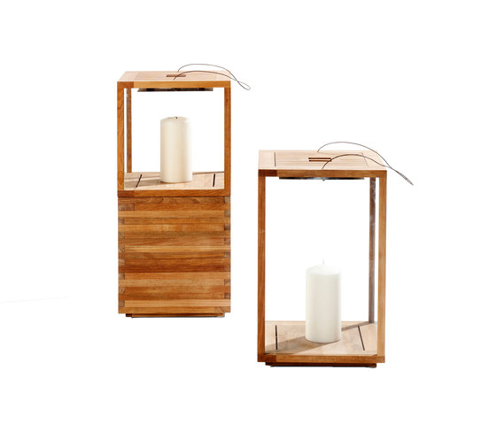Lantern by Tribù | Outdoor floor lights