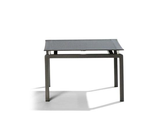 Natal Alu Footrest by Tribù | Side tables