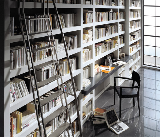 Bibliothek No.5 by Paschen | Shelving systems