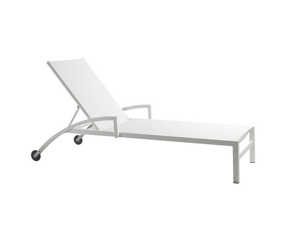 Picass Stack Lounger by Tribù | Sun loungers