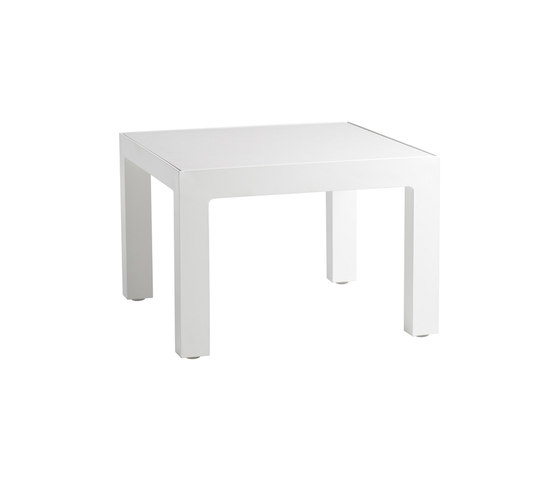 Natal Alu Side Table by Tribù | Coffee tables