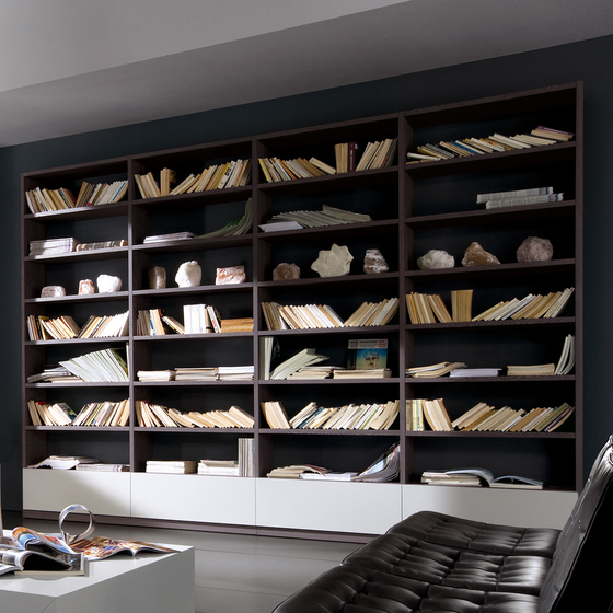 Solution by Paschen | Shelving