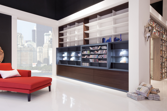 Vision One by Paschen | Shelving
