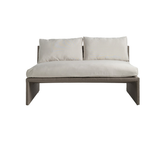 Terra Sofa Extension Cush de Tribù | Sofás de jardín