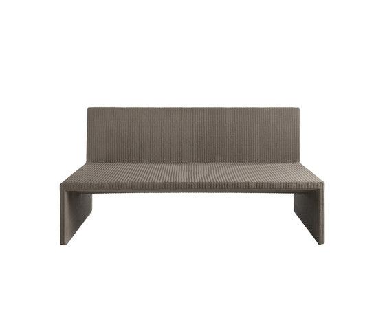 Terra Sofa Extension Cush de Tribu | Sofás de jardín