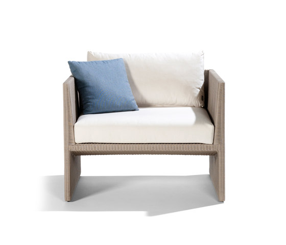 Terra Sofa Armchair by Tribù | Garden armchairs