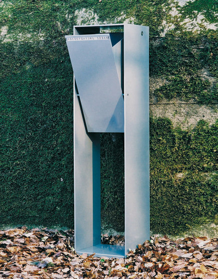 Standing Letterbox by Feld | Mailboxes