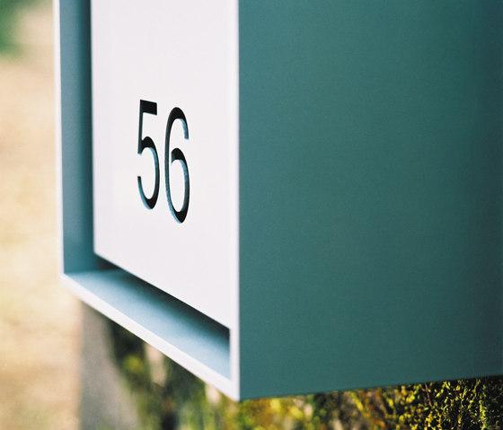 Hanging Letterbox di Feld | Bucalettere